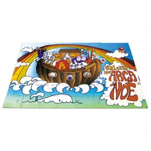 CARD PUZZLE A4 – 54 PIECES, FULL COLOR PRINT