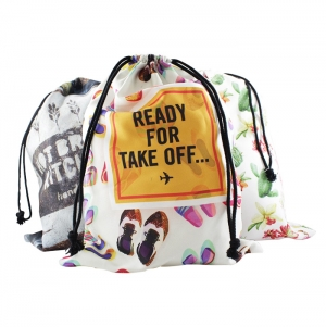 BAG SIZE XXL POLYESTER FULL COLOR PRINT
