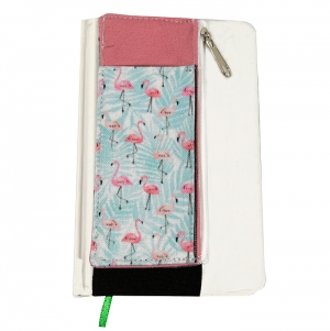 A6 NOTEBOOK BELT WITH CASE ,POLYESTER IMP TOTAL